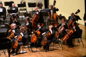 Beach Cities Symphony Orchestra Strings