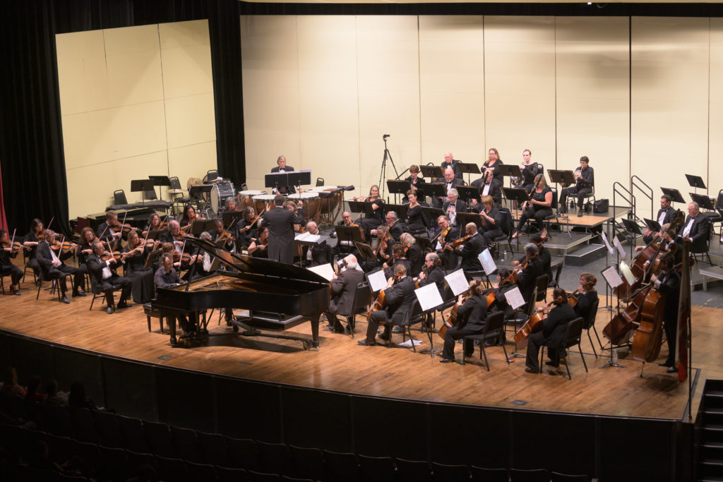 Beach Cities Symphony's November 2019 Concert