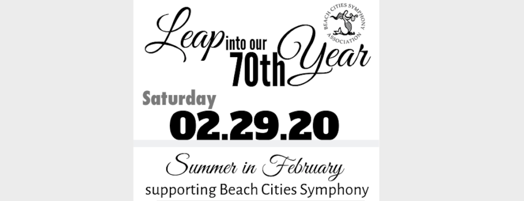 Summer in February BCSO 70th Gala